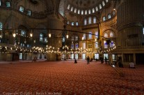 The Sultan Ahmed Mosque, Istanbul