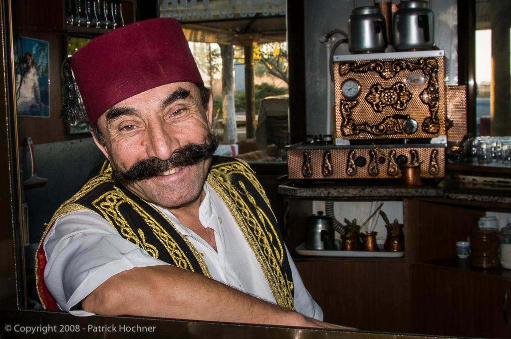 Turkish coffee, Cappadocia, Turkey
