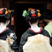 Hassaku in Gion, Kyoto, Japan