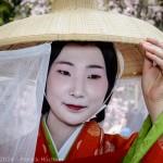 Ôka Matsuri au sanctuaire Hirano, Kyoto