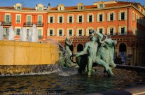Fountain of the Sun, Nice, France