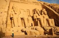 Temples d'Abu Simbel, Egypte