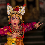 Legong Lasem Dancing, Ubud, Bali