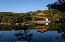 Kinkaku-Ji, le pavillon d'or, Kyoto
