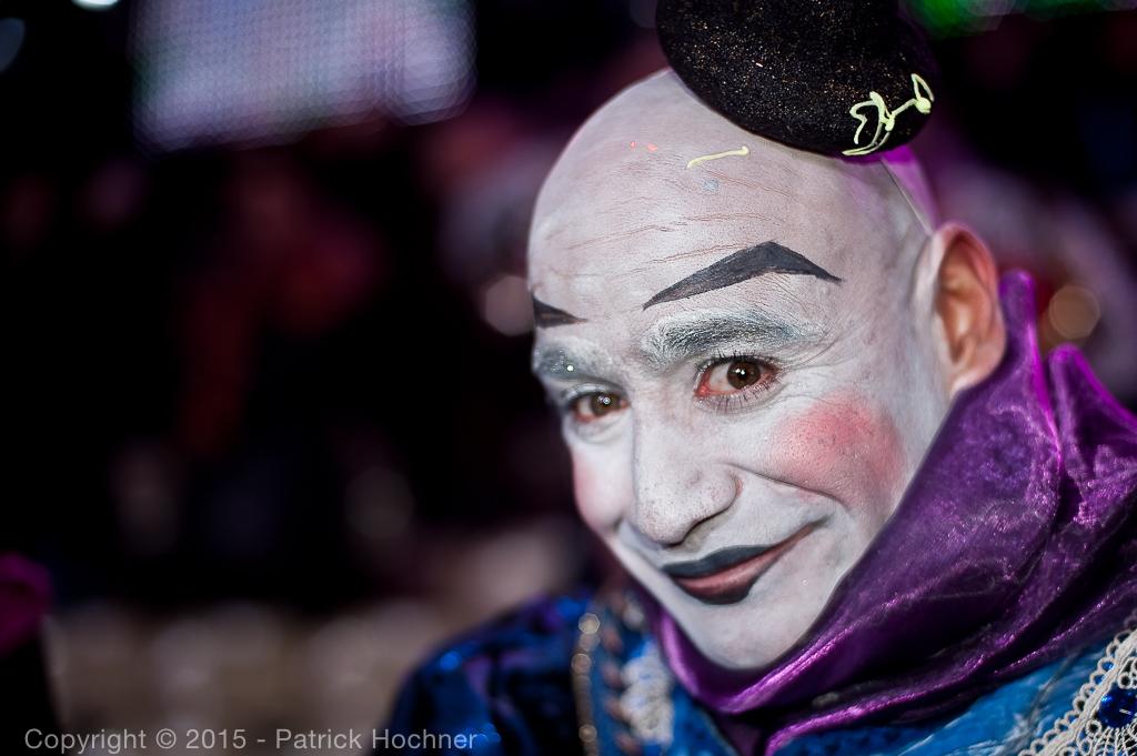Nice Carnival Again, Nice