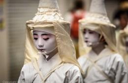 Hanagasa Junko Parade, Kyoto