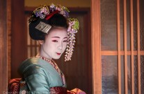 Kikusana Maiko, Kyoto