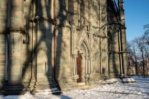 Nidaros Cathedral,  Trondheim, Norvège