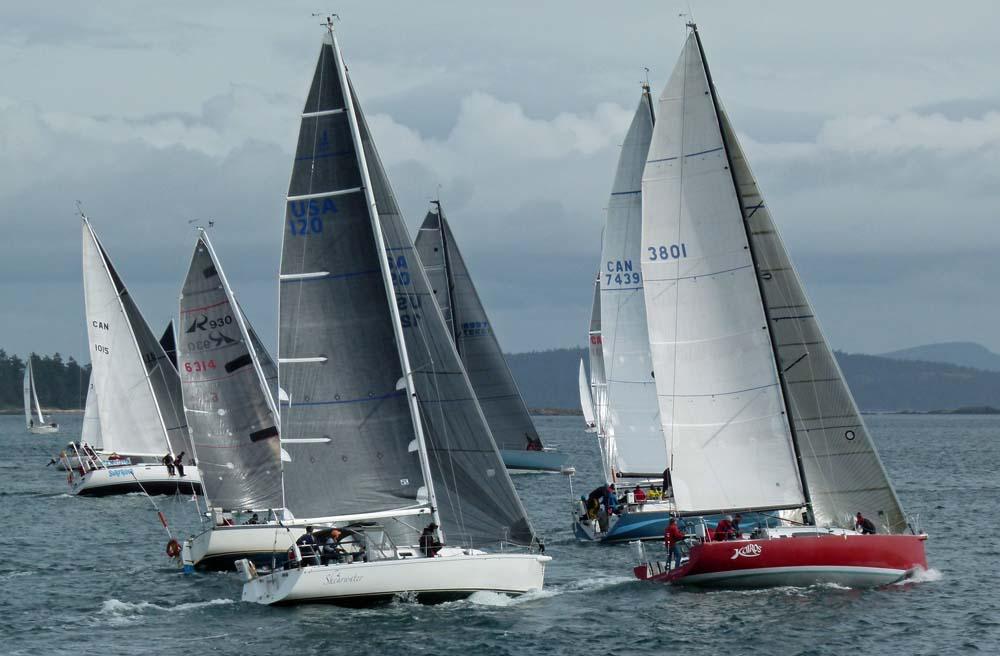 Blackline Patos Island Race A Premier Racing Event By