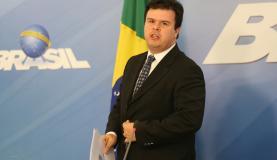 Brasília - O ministro de Minas e Energia, Fernando Coelho Filho, durante coletiva sobre edição de nova medida descrevendo extinção da Renca (Fabio Rodrigues Pozzebom/Agência Brasil)
