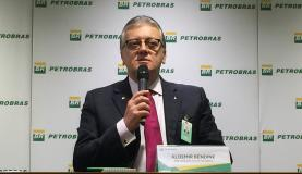 Rio de Janeiro - Presidente da Petrobras, Aldemir Bendine, explica mudanças na governança e gestão da empresa (Cristina Indio do Brasil/Agência Brasil)