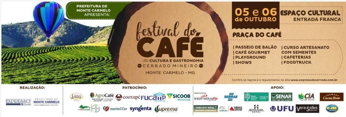 Festival do Café - Monte Carmelo