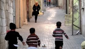 Sanliurfa (Turquia) - Famílias de refugiados vivem em bairros humildes, na periferia de Sanliurfa, no Sudeste da Turquia, dependendo de ajuda para sobreviver (Vladimir Platonow/Agência Brasil)