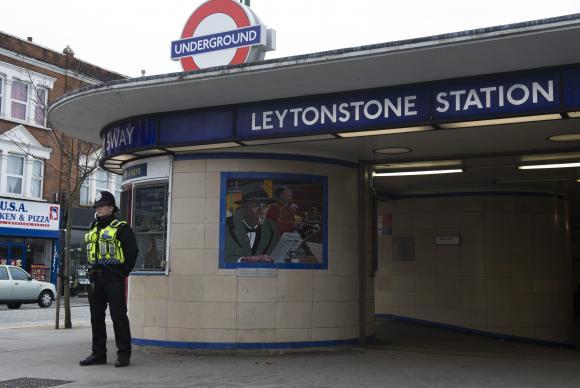 Polícia de Londres investiga ataque no metrô de Londres (Agência Lusa/Direitos Reservados)