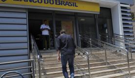 Faixada do Banco do Brasil, em Brassília (Elza Fiuza/Agência Brasil)