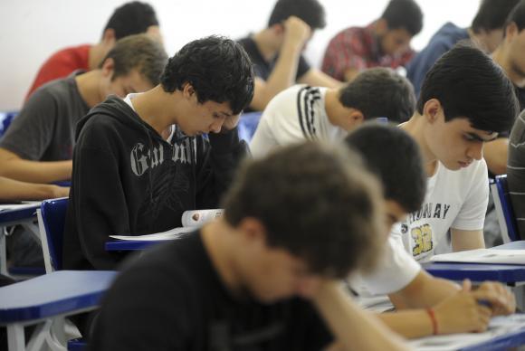 Ensino médio Imagem de Arquivo/Agência Brasil