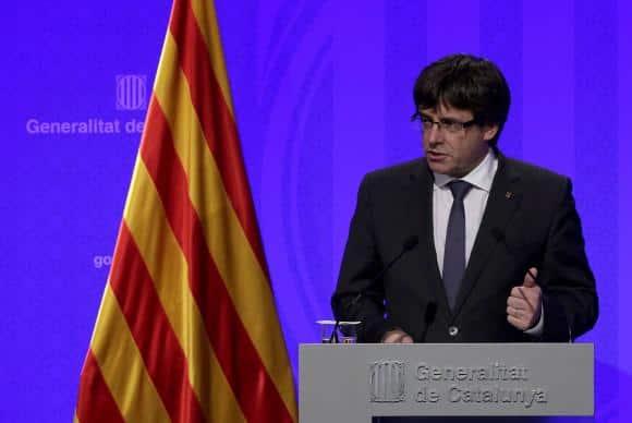 Presidente da Generalitat da Catalunha, Carles Puigdemont