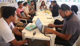 Brasília - Educadores debatem o ensino médio indígena, Base Nacional Comum Curricular e educação infantil, no 3 Fórum Nacional de Educação Escolar Indígena (José Cruz/Agência Brasil)