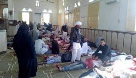 Número de mortos em mesquita no Sinai chega a 115