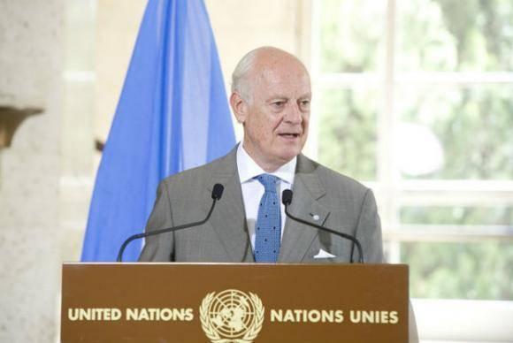 O anúncio da nova rodada foi feito pelo enviado especial das Nações Unidas, Staffan de Mistura, em Genebra.Os temas do encontro serão transição política, nova Constituição, eleições livres e medidas antiterrorismo.