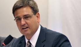 O delegado Fernando Segóvia será o novo diretor-geral da Polícia Federal (Zeca Ribeiro/Câmara dos Deputados)