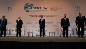 Buenos Aires (Argentina) - Presidente Michel Temer participa da 11 Reunião Ministerial da Organização Mundial do Comércio (Marcos Corrêa/PR)