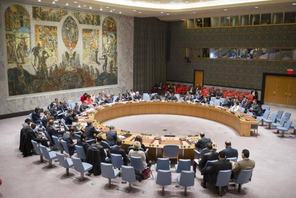 Conselho de Segurança da ONU (Divulgação/ONU)