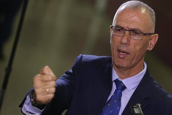 Brasília - Entrevista do embaixador de Israel, Yossi Shelley, à Empresa Brasil de Comunicação (Valter Campanato/Agência Brasil)