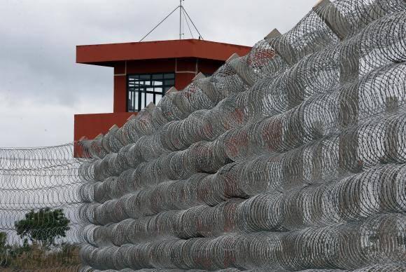 Brasília Obras da Penitenciária Federal de Segurança Máxima de Brasília, dentro do Complexo Penitenciário da Papuda (Valter Campanato/Agência Brasil)