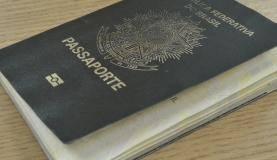 Passaporte, Polícia Federal