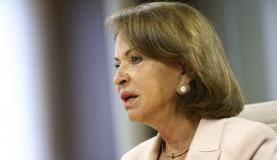 Brasília - A secretária-executiva do Ministério da Educação, Maria Helena Guimarães de Castro, durante debate sobre os desafios de implantação da reforma do ensino médio no país, na Confederação Nacional da