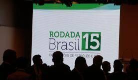 Rio de Janeiro - O secretário-geral da Presidência da República, Moreira Franco, abre a 15 Rodada de Licitações de Blocos para Exploração e Produção de Petróleo e Gás Natural promovida pela Agência Naciona