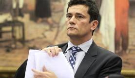 Brasília - O juiz federal Sérgio Moro, da 13 Vara Federal de Curitiba, participa de audiência pública na Comissão Especial do Novo Código de Processo Penal, na Câmara dos Deputados (Marcelo Camargo/Agência Brasil)