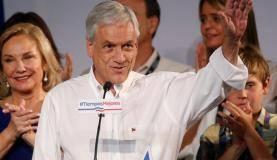 Sebastián Pi era, candidato a presidente do Chile - Agência EFE