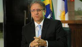 Governador Marcelo Miranda, do Tocantins