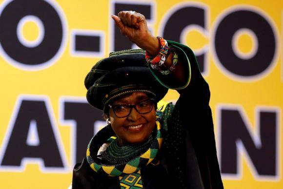 Morre na África do Sul ativista Winnie Mandela, aos 81 anos