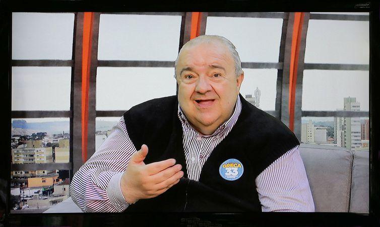 Rafael Greca (PMN) é eleito prefeito de Curitiba