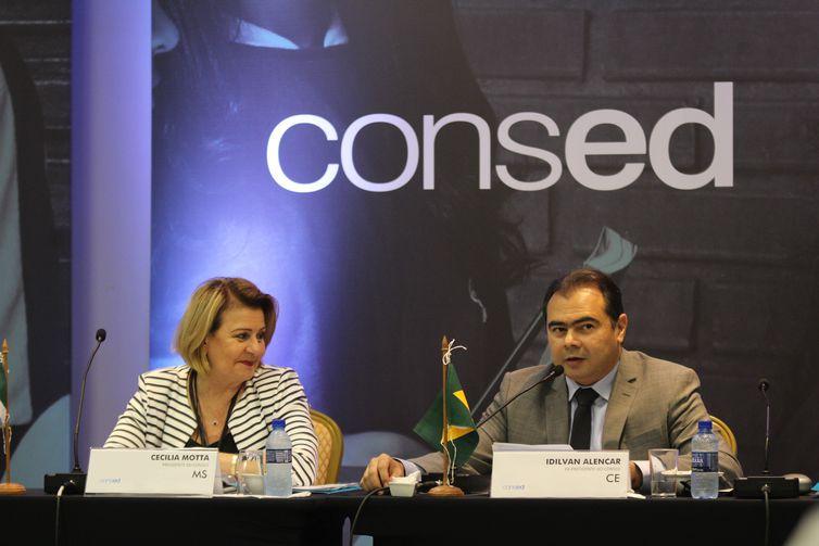A secretária de Educação de Mato Grosso do Sul, Cecilia Motta, assume a presidência do Consed