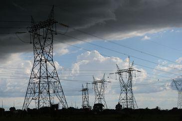 Linhas de transmissão de energia do sistema elétrico nacional (Fábio Rodrigues Pozzebom/Agência Brasil)