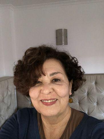 Lurdes Martins, aposentada brasileira migrou para Portugal em busca de segurança