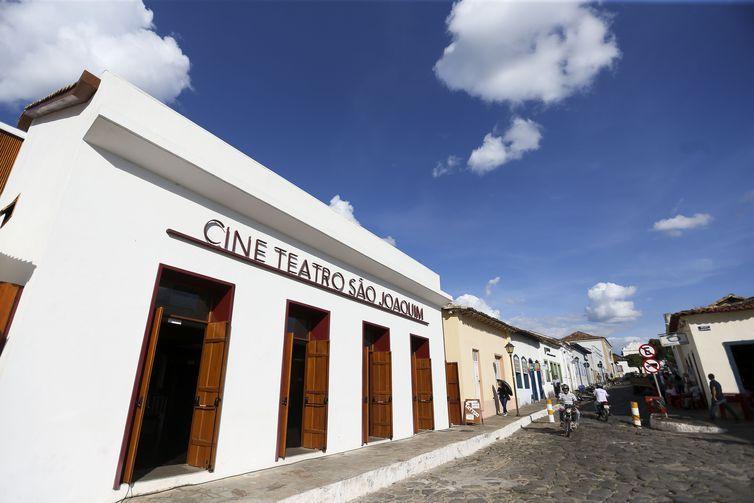 Começa nesta terça-feira (05) o 20º Festival Internacional de Cinema e Vídeo Ambiental, na Cidade de Goiás.