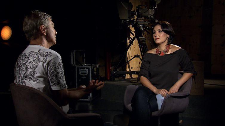 Rosean Kennedy entrevista o geógrafo e produtor de cinema Marcos Didonet