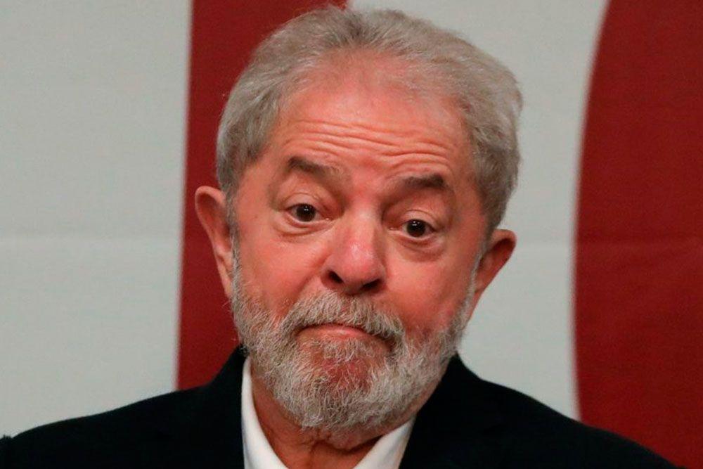 Lula está preso em Curitiba após ser condenado em 2ª instância.