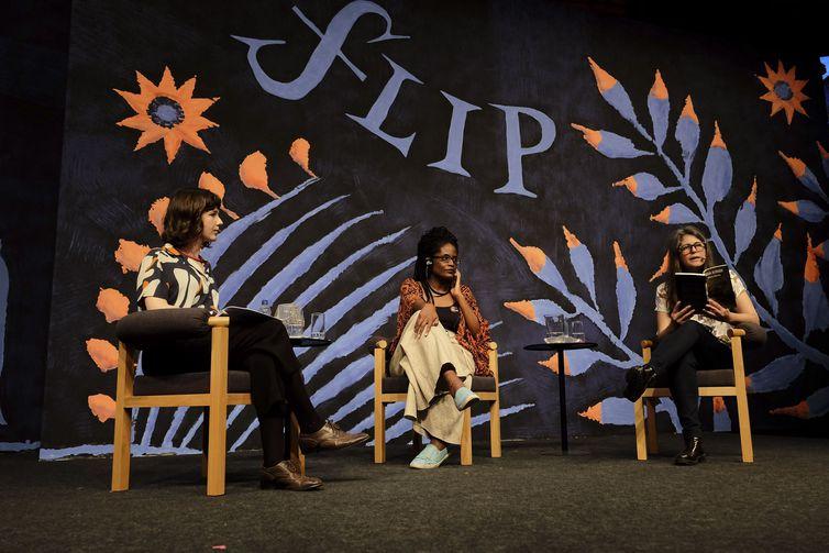 Bell Puã, Djamila Ribeiro e Selva Almada participam da mesa Amada vida na Flip 2018.