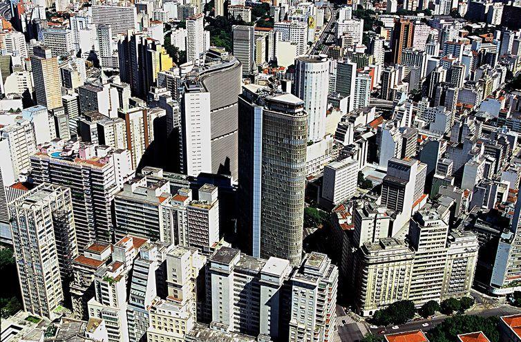 São Paulo - Prédios (Agência Brasil/Arquivo)