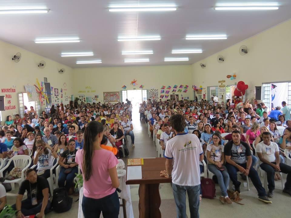 Renovação Carismática Católica prepara Rebanhão em Patos de Minas