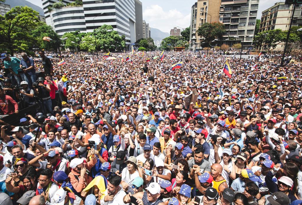Protestos na Venezuela dois mortos