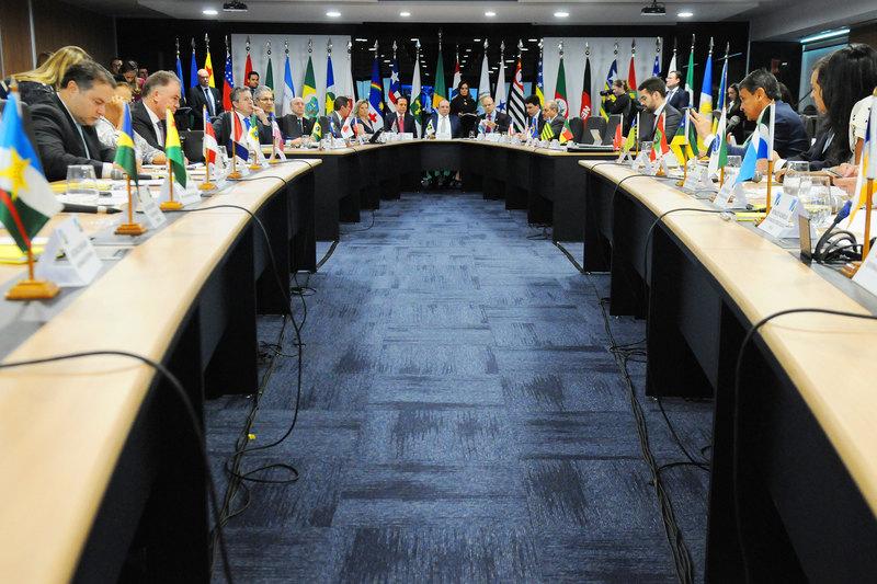 Fórum dos Governadores em Brasília
