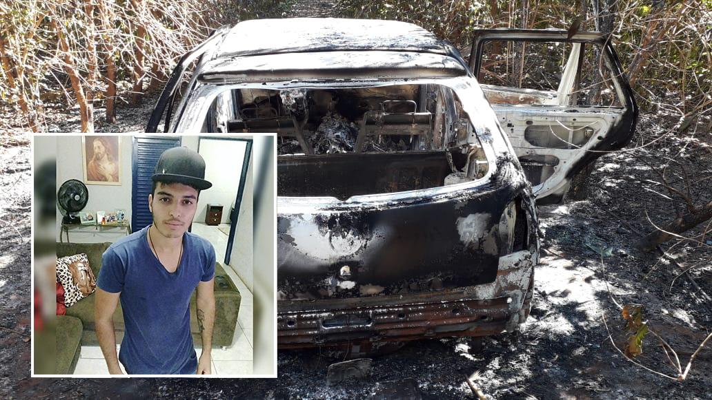Jovem é encontrado morto em Monte Carmelo - Orley Júnior