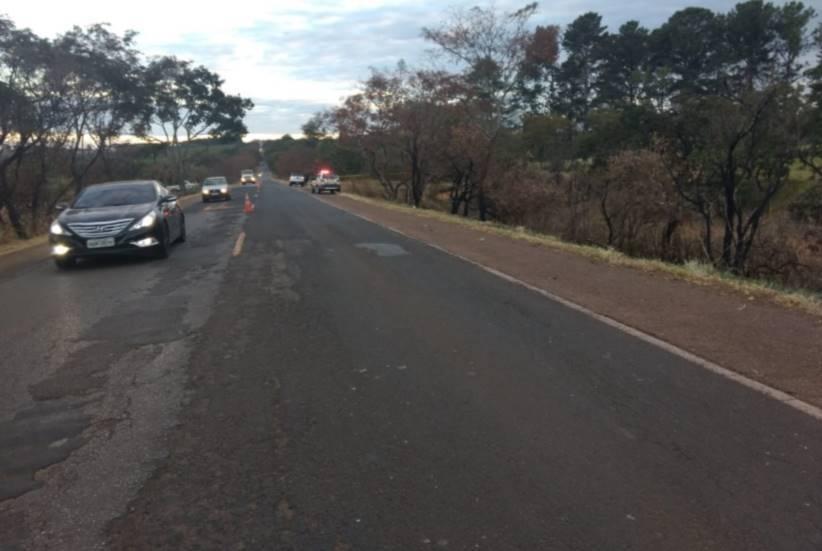 Homem é atropelado e morre na MG-190 em Monte Carmelo